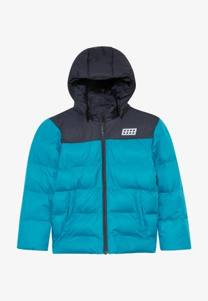 LWJOSHUA 709 - Zimní bunda - dark turquoise