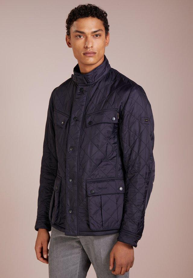 ARIEL POLARQUILT - Light jacket - navy