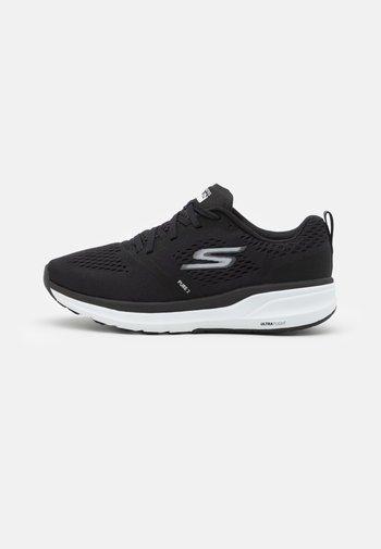 PURE 2 - Zapatillas de running neutras - black/white