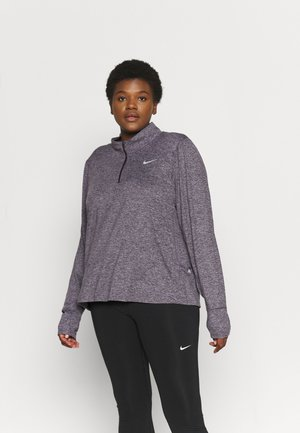 ELEMENT - Sports shirt - cave purple/indigo haze