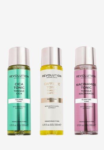 REVOLUTION SKINCARE TOTALLY TONICS COLLECTION - Skincare tool - -