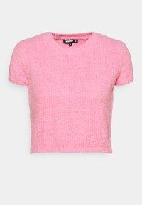 POPCORN - Basic T-shirt - pink
