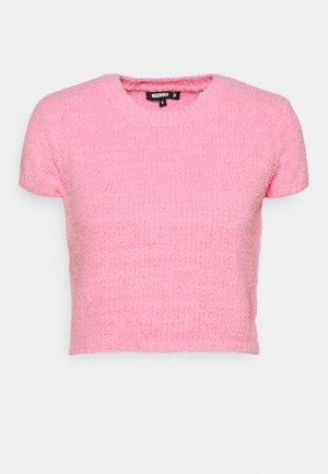 POPCORN - T-paita - pink