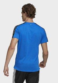 adidas Performance - SPACE TEE M - Sports shirt - fooblu - 2
