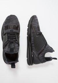 Puma - IGNITE LIMITLESS 2 - Trainers - black/iron gate - 1