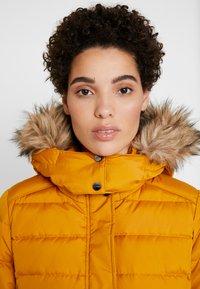 Esprit - JACKET - Vinterjakke - amber yellow - 6