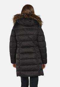 Cero & Etage - Winter coat - charcoal melange - 2