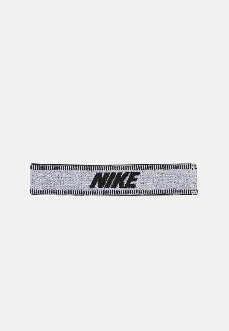 Nike Performance - SPORT HEADBAND - Orejeras - black/anthracite