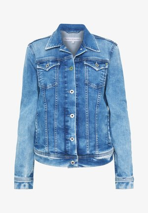 THRIFT - Kurtka jeansowa - denim