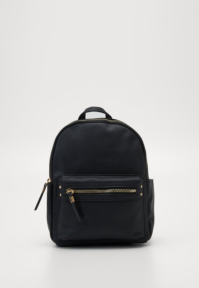 PHILIPPA MINI BACKPACK - Plecak - black
