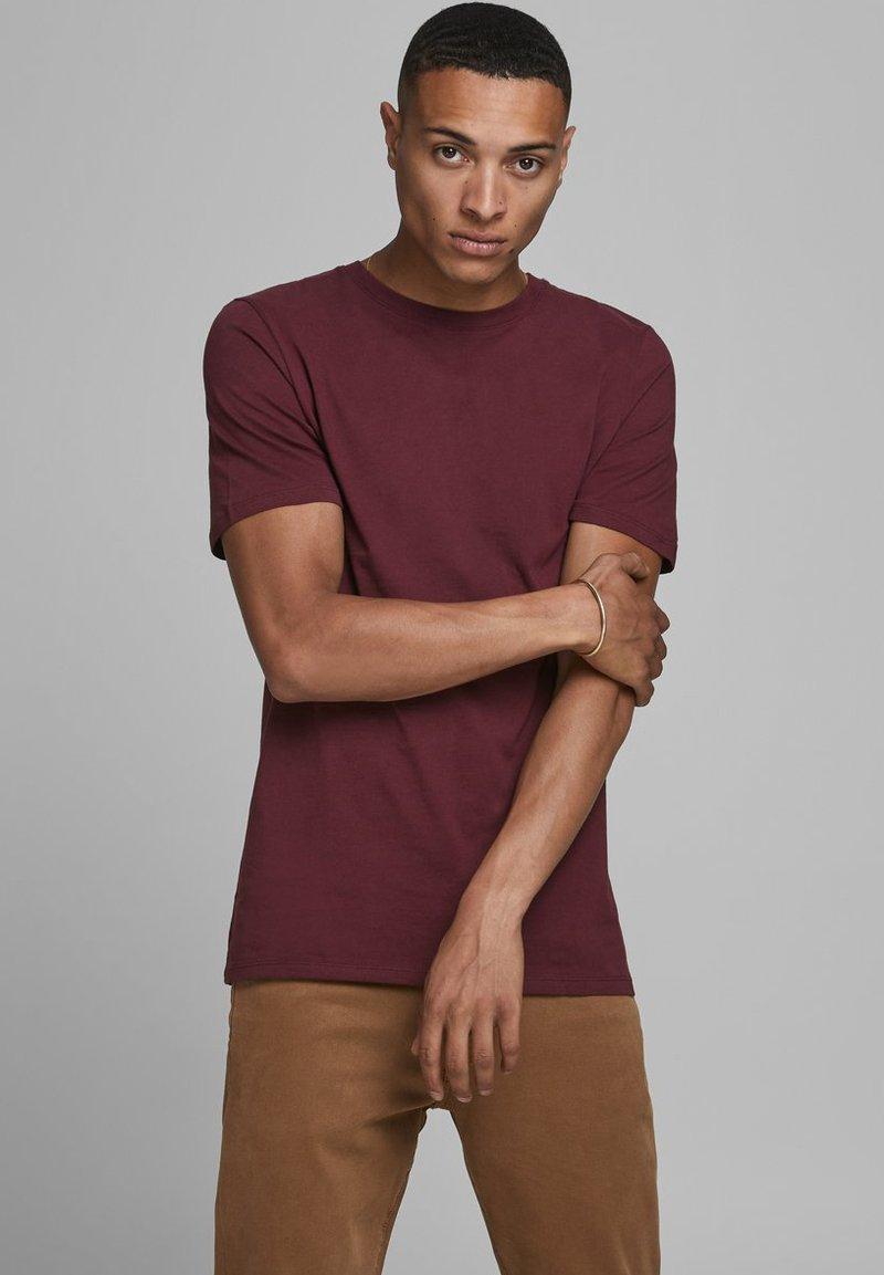 Jack & Jones - T-shirt - bas - port royale