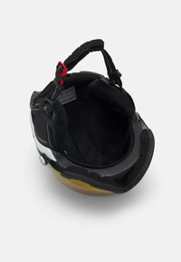 CMP - KIDS SKI HELMET WITH VISOR - Helmet - nero