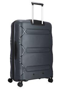Hardware - TOKYO - Wheeled suitcase - dark grey - 1