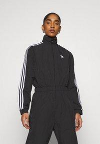 adidas Originals - BOILER SUIT - Mono - black - 4