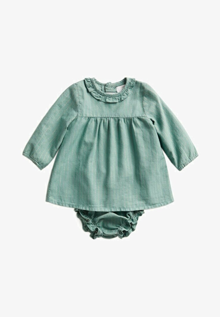 Mango - SANDRA - Day dress - vert menthe