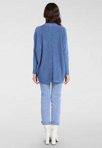 Apart - Pullover - jeansblau - 2