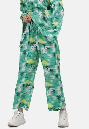Trousers - tropical