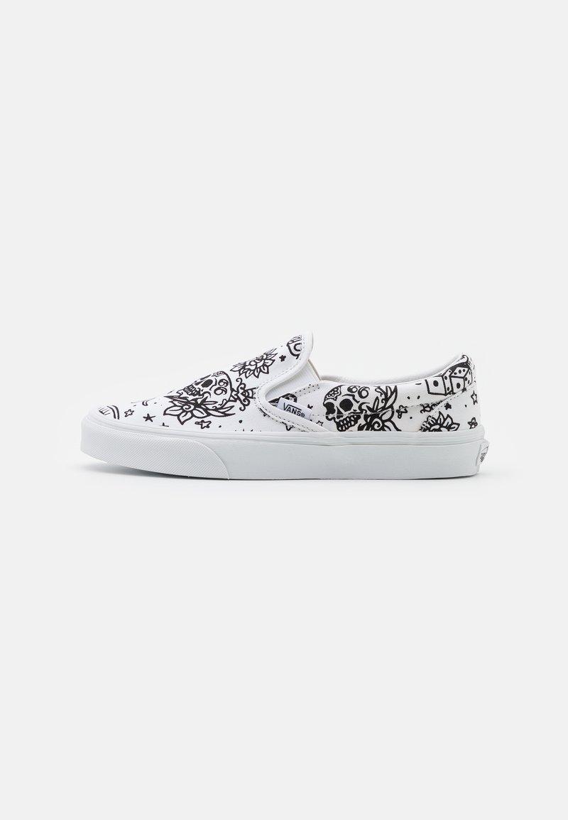 Vans - CLASSIC UNISEX - Slip-ons - true white
