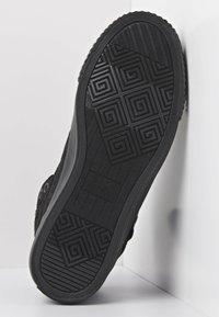 British Knights - DEE - Sneakers hoog - black leopard/gold/black - 5