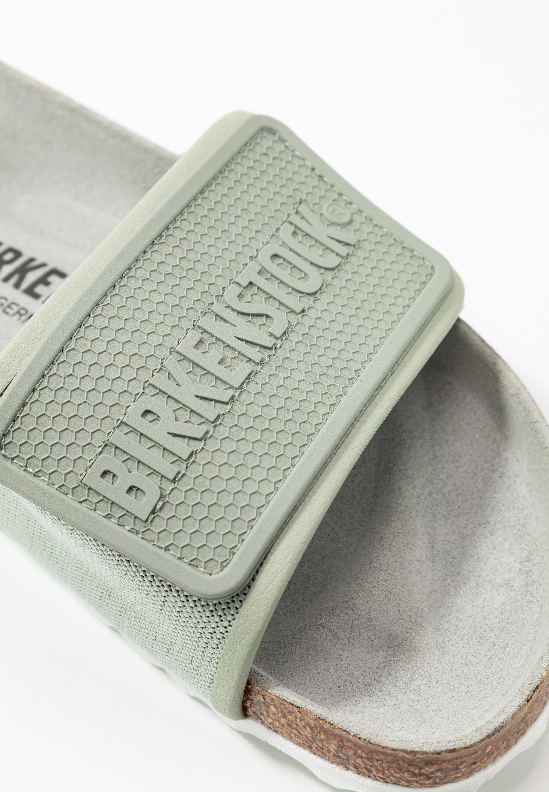 Birkenstock TEMA Pantolette flach desert sage/khaki