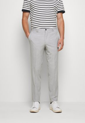 VESTFOLD TROUSER - Broek - light grey