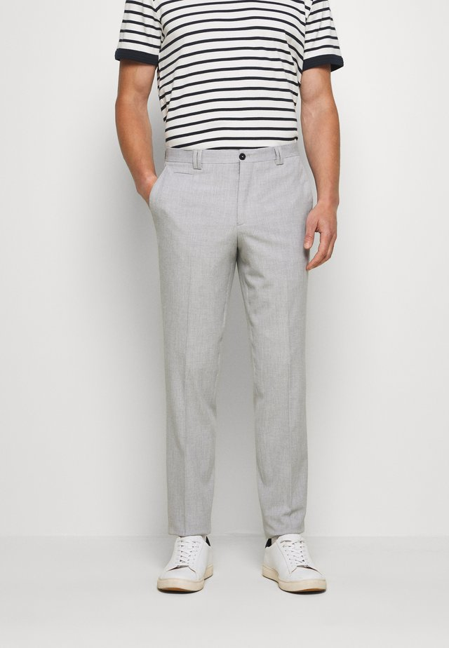 VESTFOLD TROUSER - Trousers - light grey