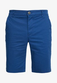 Selected Homme - SLHSTRAIGHT PARIS - Shorts - navy peony - 4