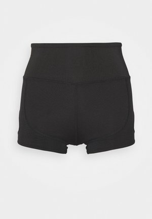 KEYHOLE SHORT - Collants - black