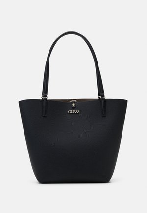 Tote bag - black/iron