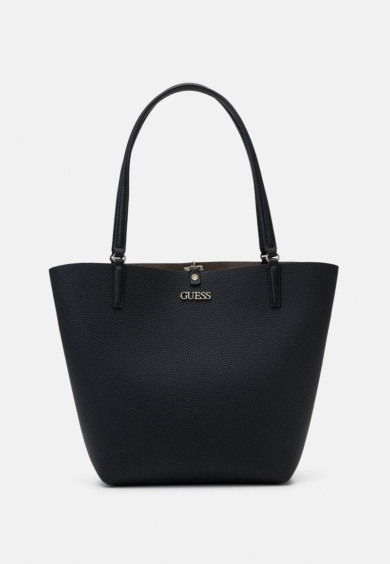 Guess - Tote bag - black/iron