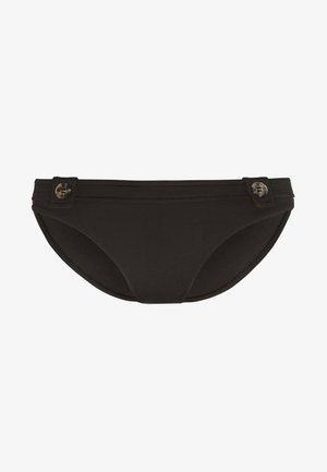 ACTIVE HIPSTER BUTTONS - Bikiniunderdel - black