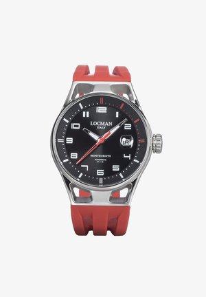 Horloge - rot