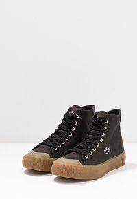 Lacoste - GRIPSHOT MID - Baskets montantes - black - 4