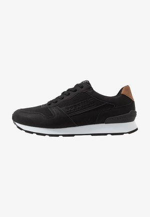 SOHO - Trainers - black/cognac