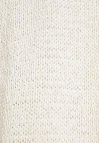 Vila - VISINOA OPEN CARDIGAN - Cardigan - white alyssum - 2