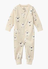 Lindex - SHEEP AT BACK - Pyjama - light beige - 0