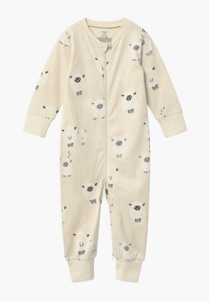 SHEEP AT BACK - Pyjamas - light beige