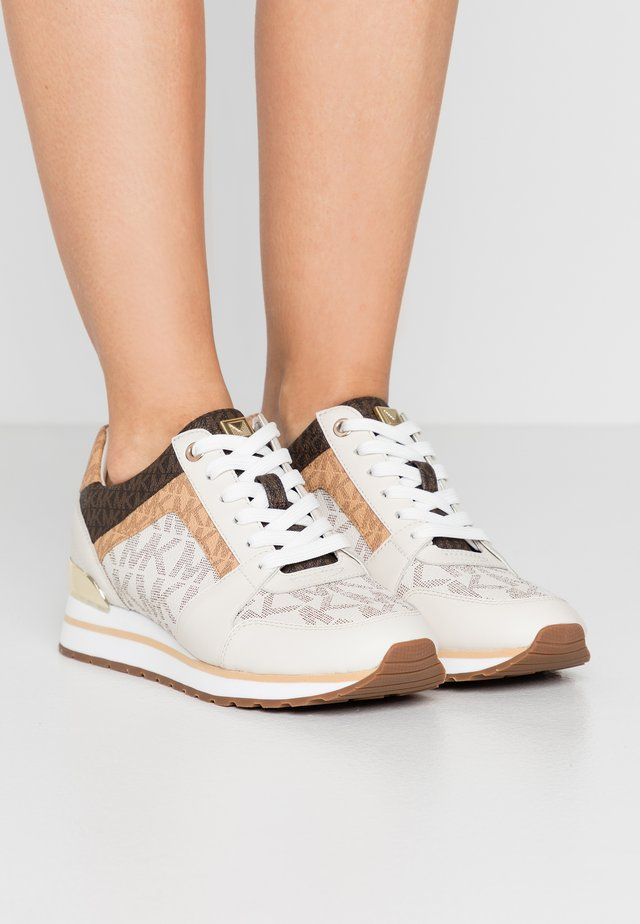 BILLIE TRAINER - Zapatillas - cream/multicolor