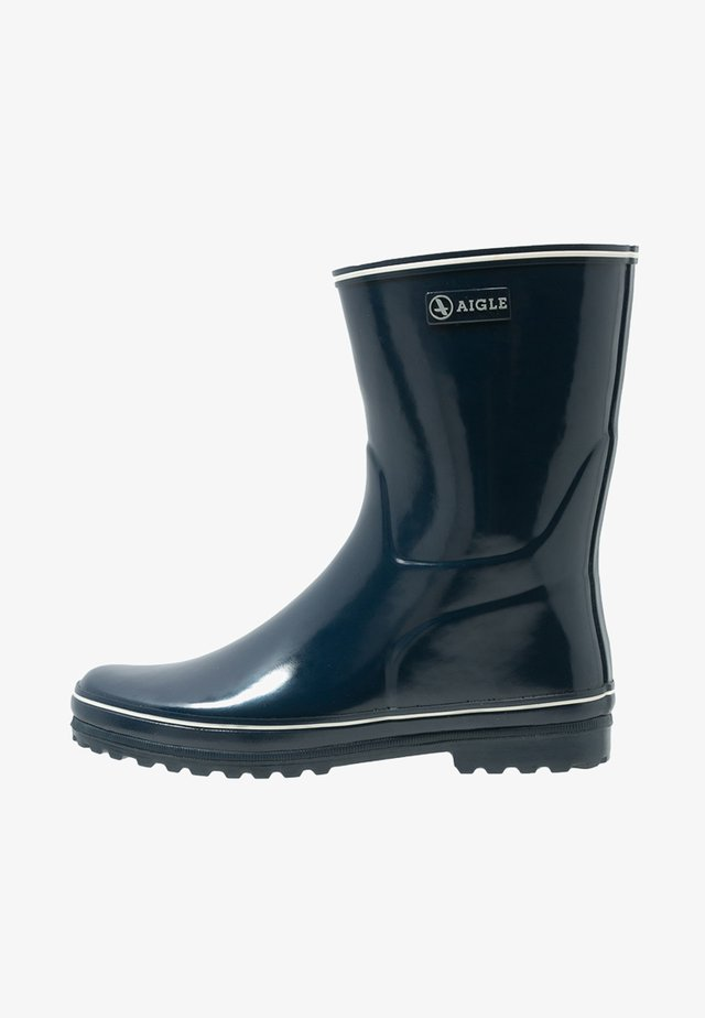 VENISE BOTTILLON - Wellies - marine