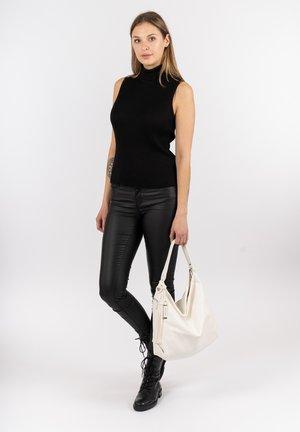ELIANA - Handbag - white