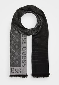 Guess - CATHLEEN SCARF - Szal - coal - 0