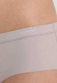 Calvin Klein Underwear - HIPSTER - Alushousut - grey - 4