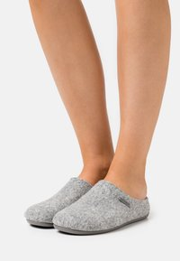 Shepherd - CILLA - Slippers - grey - 0