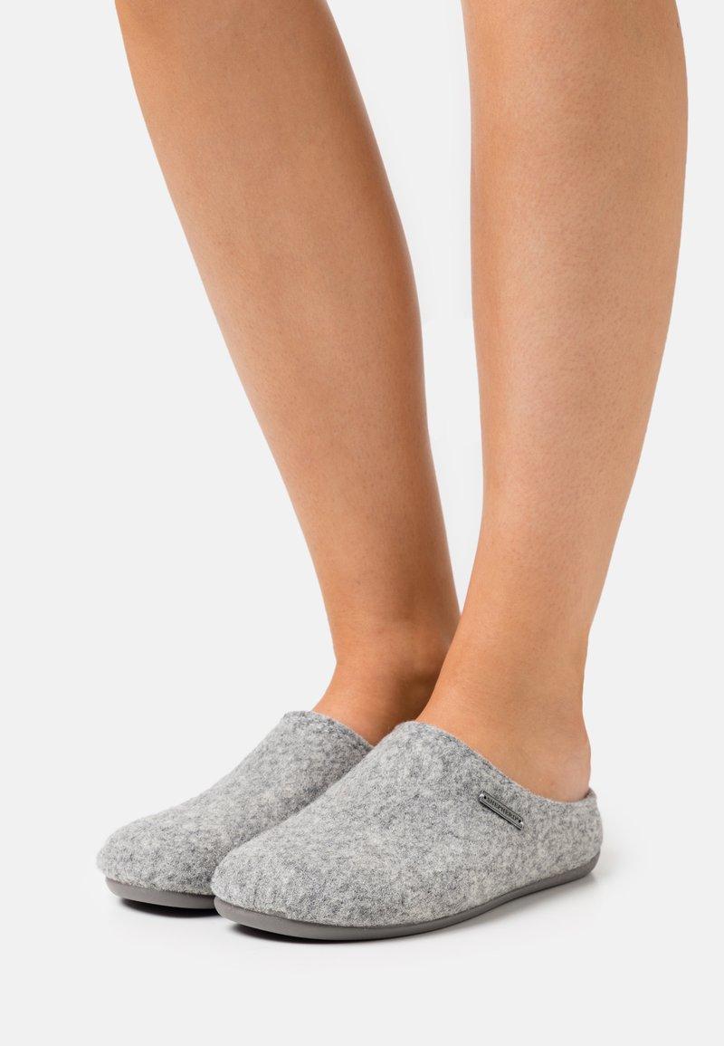 Shepherd - CILLA - Slippers - grey