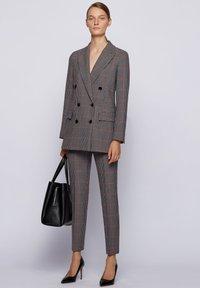 BOSS - Classic coat - patterned - 1