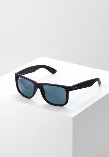 JUSTIN - Sunglasses - dark blue polar/black