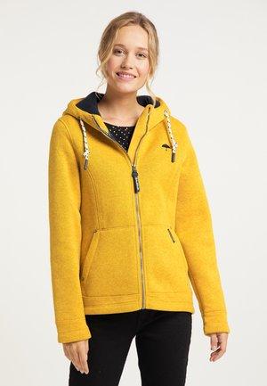 Light jacket - curry melange