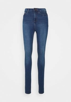 NMCALLIE JEANS - Jeans Skinny - medium blue denim