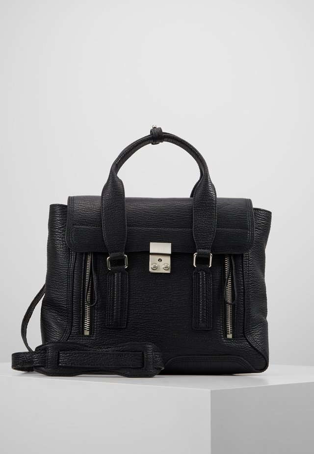PASHLI MEDIUM SATCHEL - Håndtasker - black
