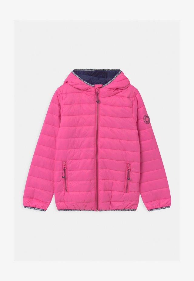 KID MINI - Winterjacke - soft pink/deep tinte